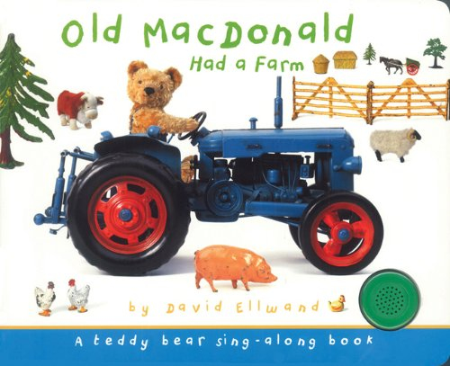 Old MacDonald Had a Farm (Teddy Bear Sing-Along)