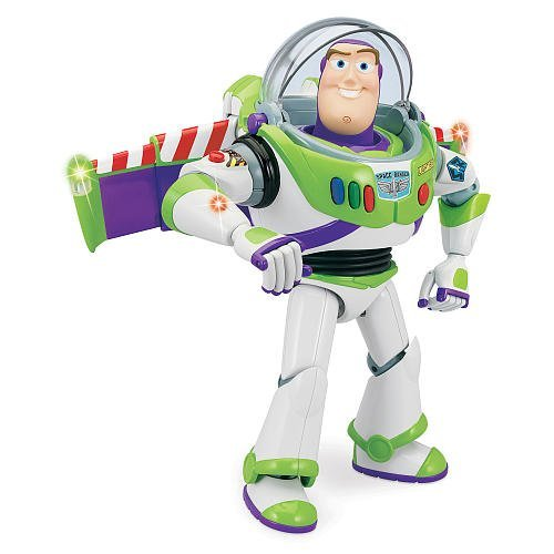 Disney Ultimate Buzz Lightyear Talking Action Figure