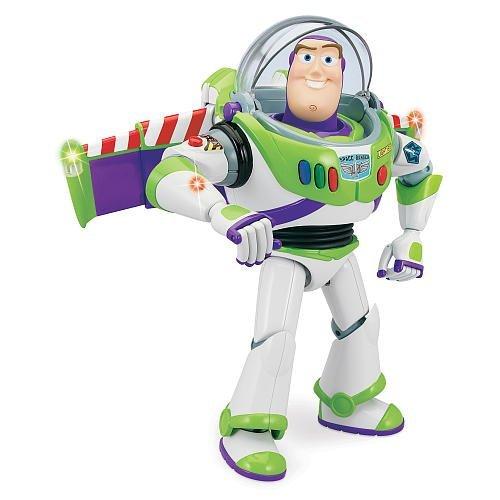 Disney Ultimate Buzz Lightyear Talking Action Figure