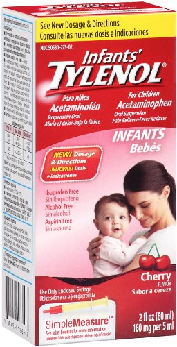 Infant's Tylenol Pain Reliever-Fever Reducer
