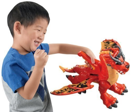 Fisher-Price Imaginext Eagle Talon Castle Dragon