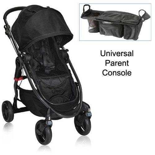 Baby Jogger City Versa Stroller With Parent Console