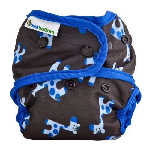 NEW BestBottom Best Bottom One Size Cloth Diapers