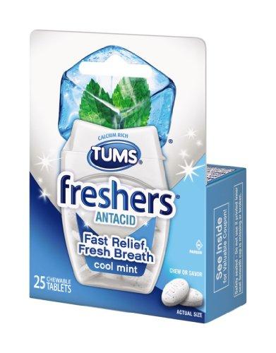 Tums Freshers Antacid