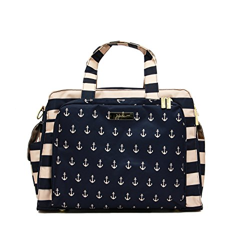 Ju-Ju-Be Nautical Legacy Collection Be Prepared Diaper Bag