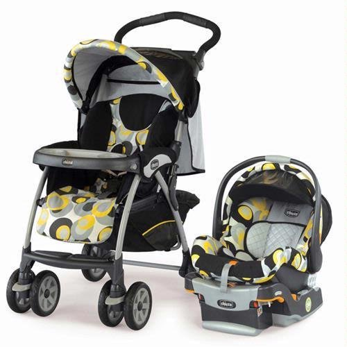 Chicco Cortina Keyfit Travel System