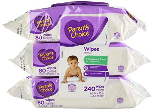 Parents Choice Baby Wipes