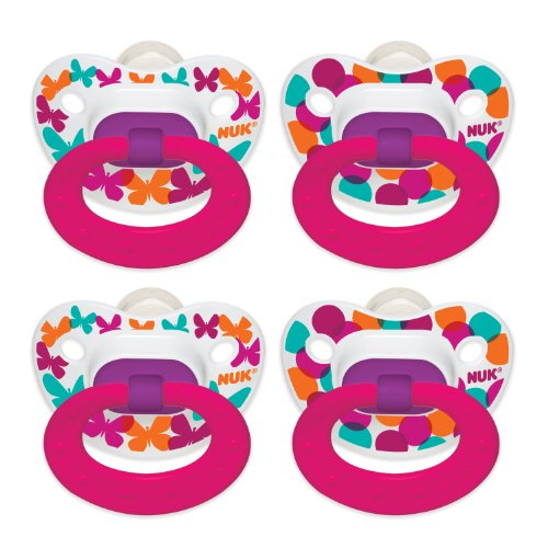 Nuk Orthodontic Pacifiers