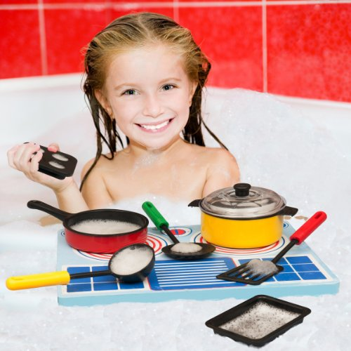 BathBlocks Floating Cook Set