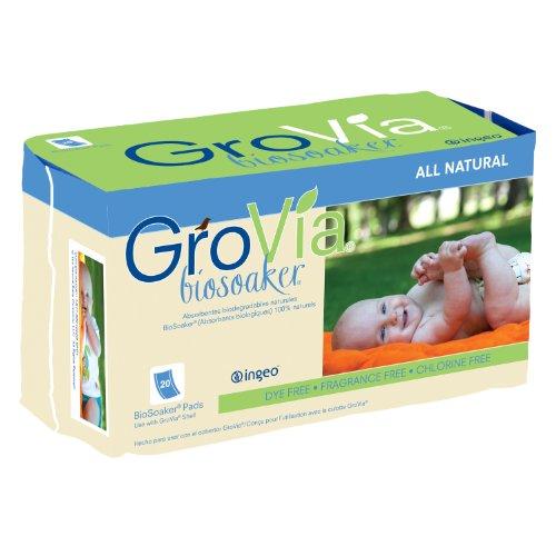 GroVia  BioSoaker Pad