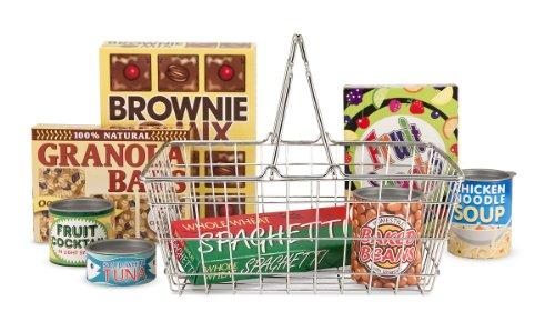 Melissa & Doug Grocery Basket