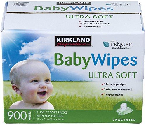 Kirkland Premium Baby Wipes