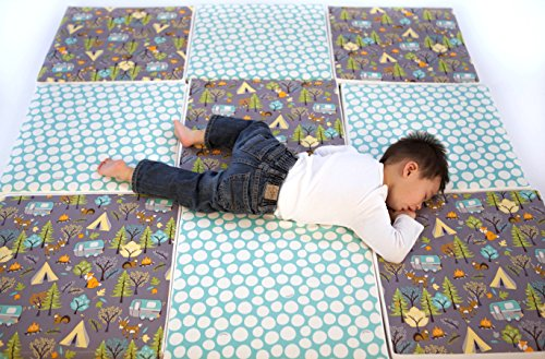 CorkiMat - Premium Handmade, Eco-friendly, Play Mat