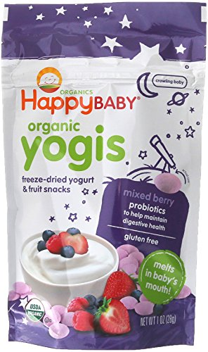 HAPPYBABY Yogurt Melts