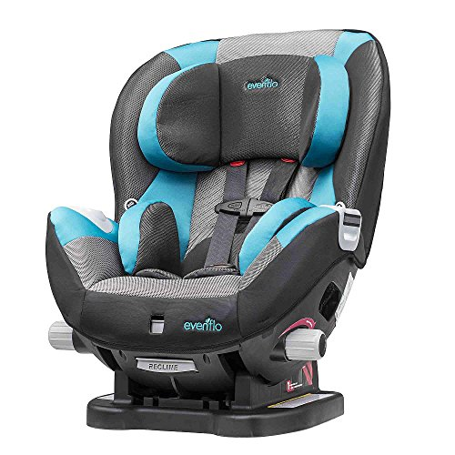 Evenflo Triumph LX Platinum Convertible Car Seat
