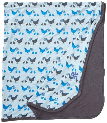 KicKee Pants Print Blanket