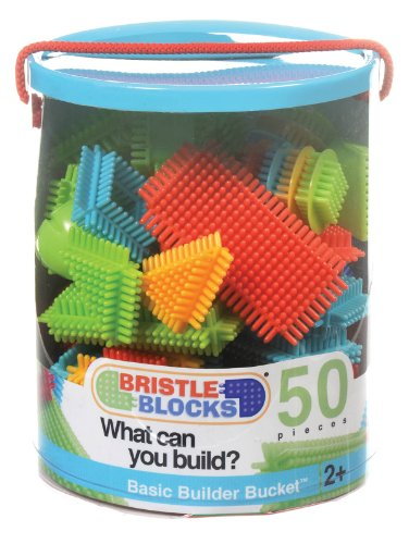 Battat Bristle Block Bucket