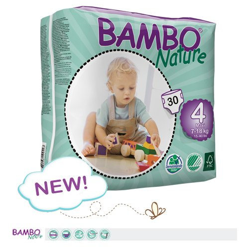 Bambo Nature New Version Diapers