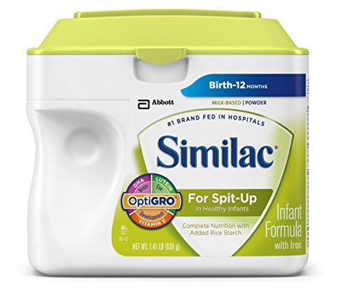 Similac For Spit-Up Infant Formula with Iron