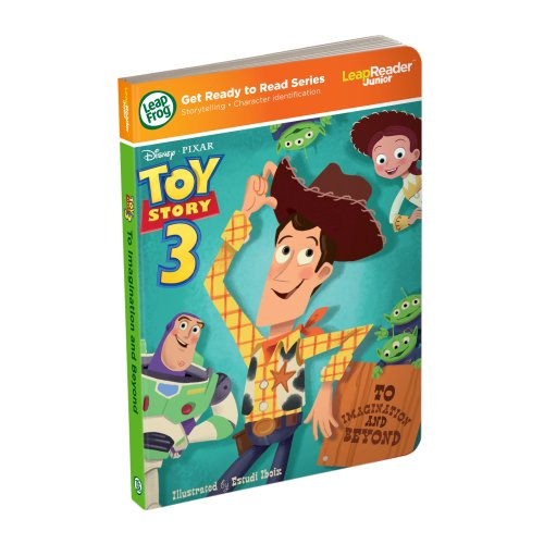 LeapFrog LeapReader Junior Book: Toy Story 3