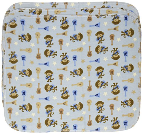 Carter's Keep Me Dry Flannel Lap Pads