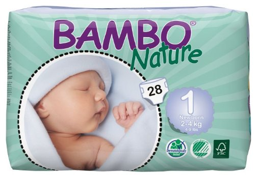 Abena Bambo Nature Premium Baby Diapers