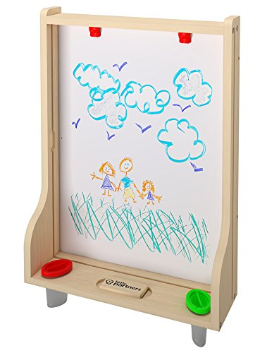 Little Partners Art Easel Natural