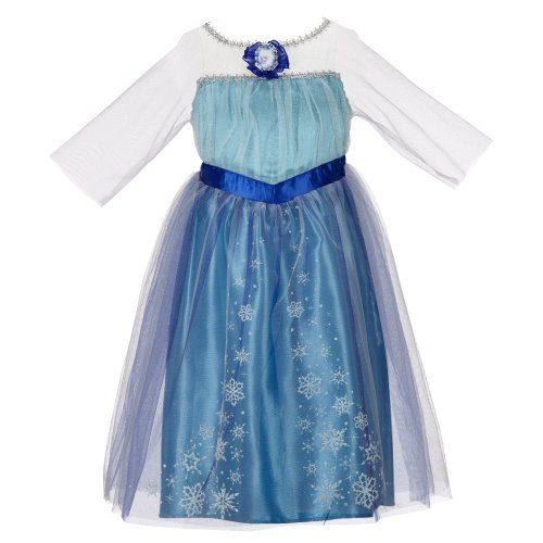 Disney Frozen Enchanting Dress - Elsa