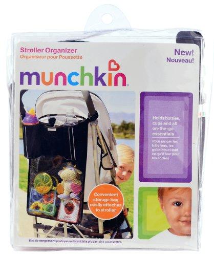 Munchkin Stroller Attachable Organizer