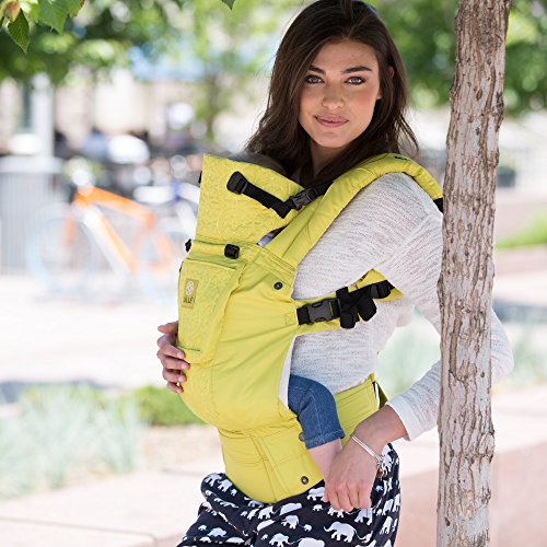 LILLEbaby Complete Embossed 6-in-1 Baby Carrier