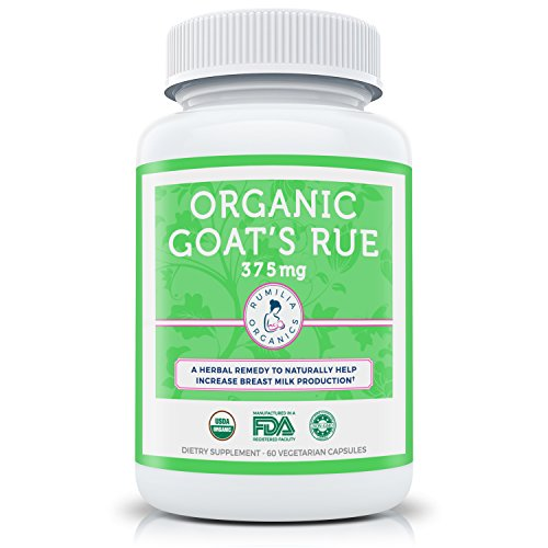 Rumilia USDA Organic Goat's Rue Supplement