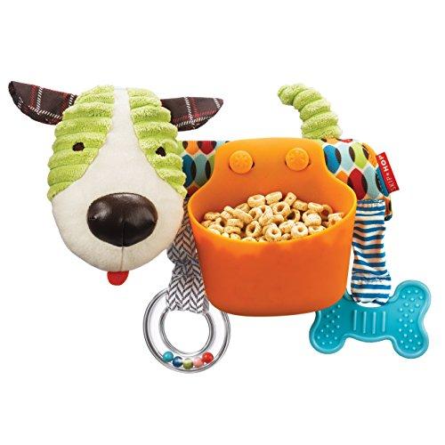 Skip Hop Puppy Stroller Bar Snack Toy