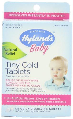 Hyland's Baby Tiny Cold Tablets