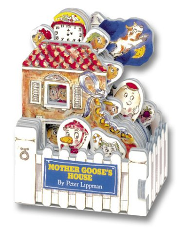 Mother Goose's House (Mini House Book)