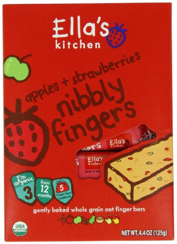 Ella's Kitchen Nibbly Fingers