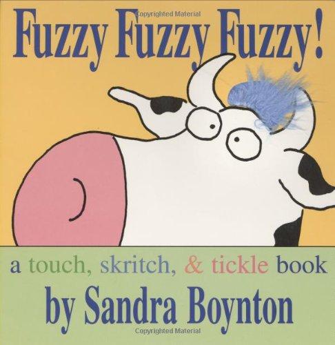Fuzzy Fuzzy Fuzzy! (Boynton Board Books)