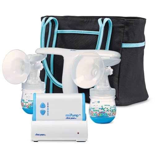 The First Years Breastflow miPump Double Electric Breast Pump