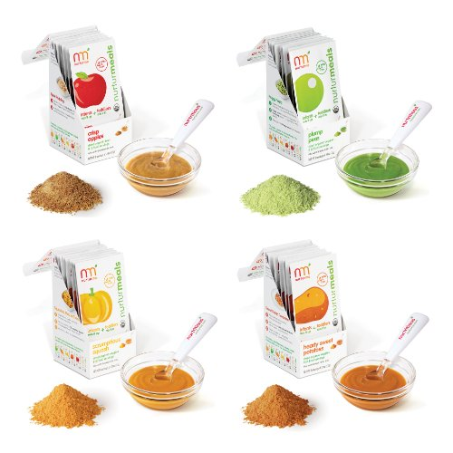 NurturMe All Natural Baby Food