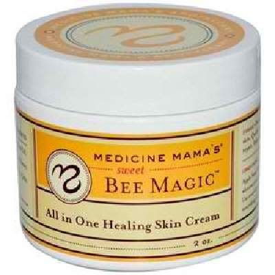 Medicine Mama's Apothecary Sweet Bee Magic All in One Healing Skin Cream