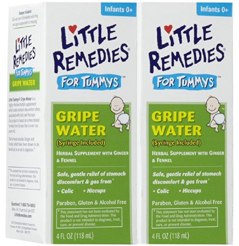 Little Remedies Tummys Gripe Water