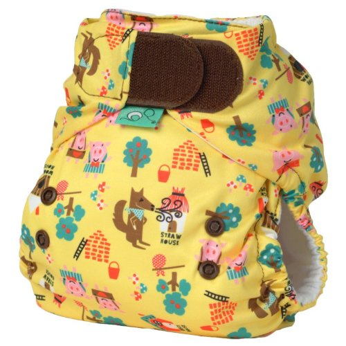 Tot Bots Easy Fit One-Piece Diaper