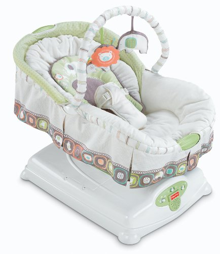 Fisher-Price Coco Sorbet Soothing Motions Glider