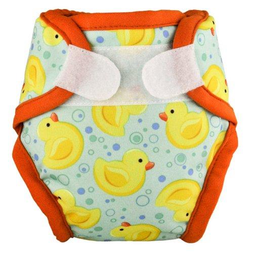 Tidy Tots Diapers Duckies Cloth Diaper Cover