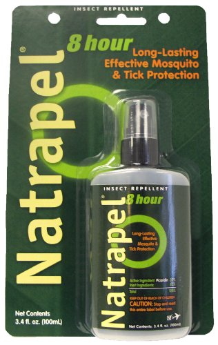 Tender Natrapel 8 Hour Insect Repellent