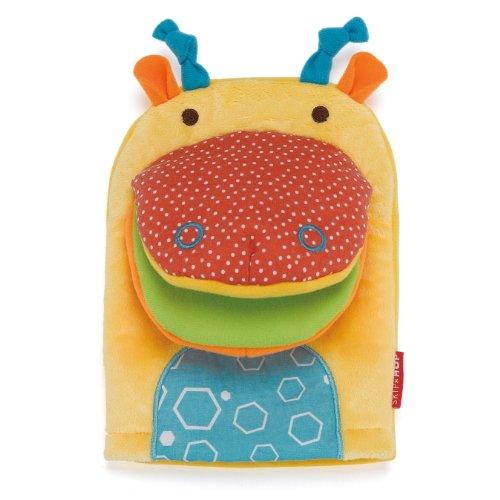 Skip Hop Giraffe Safari Mirror Puppet Toy