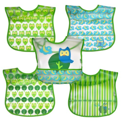 green sprouts Eva Bib