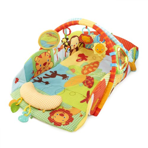 Bright Starts Swingin' Safari Activity Gym