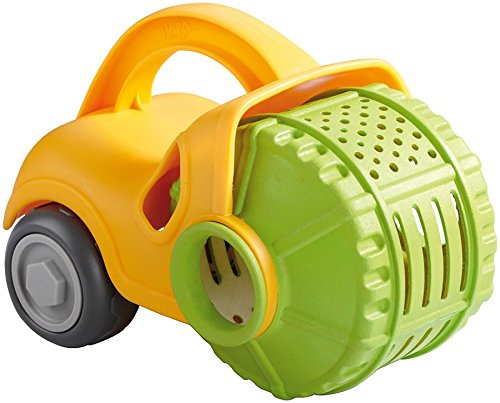 HABA Sand Play Steam Roller and Sieve