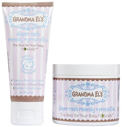 Grandma El's Diaper Rash Remedy & Prevention Set