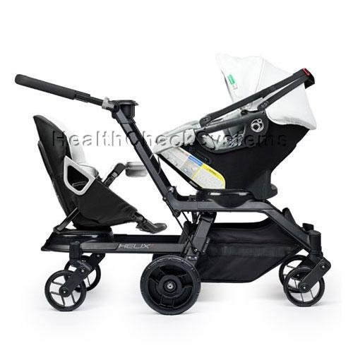 Orbit Baby Helix G2 Double Stroller System